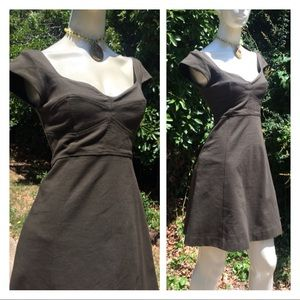 Cute Cap Sleeve French Connection Dress